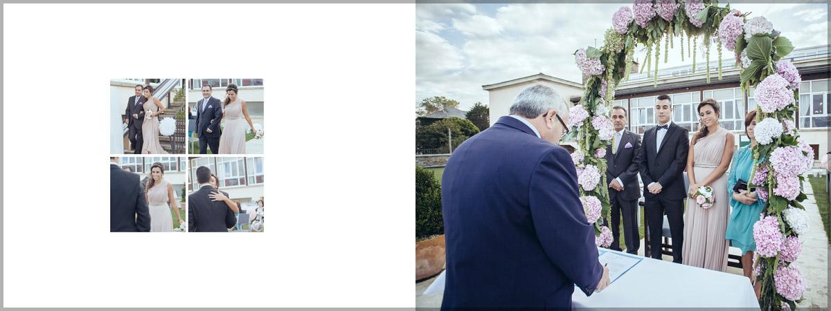 Album fotos de boda Asturias Fotografo