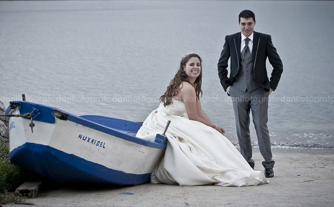 Fotos de boda en la playa