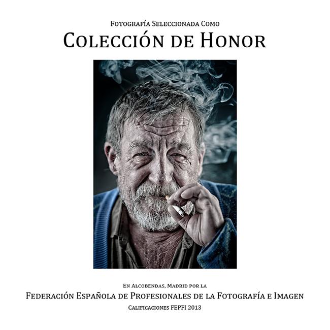 Fotografía seleccionada como Coleccion de Honor