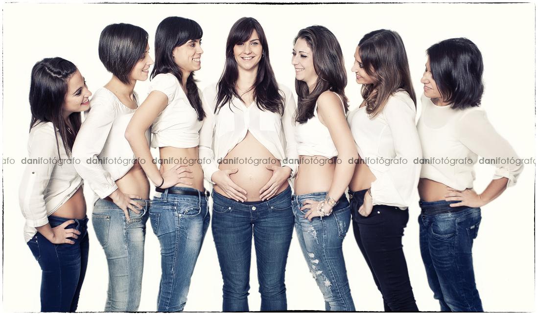 Fotografía de embarazo Gijón Oviedo Avilés Asturias