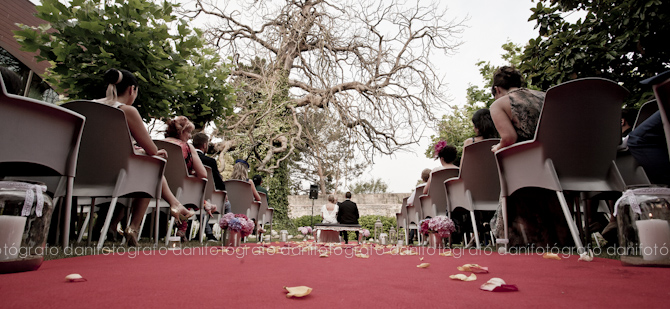 Foto de boda en Somio Park Gijon
