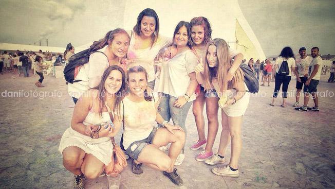 Holi Party Festival en Avilés