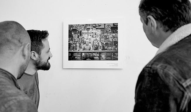 Exposicion Retrato del Comercio, Asturias