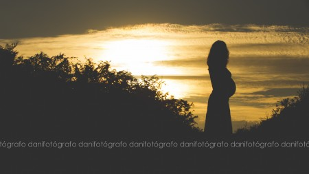 Sesión fotos embarazo Asturias