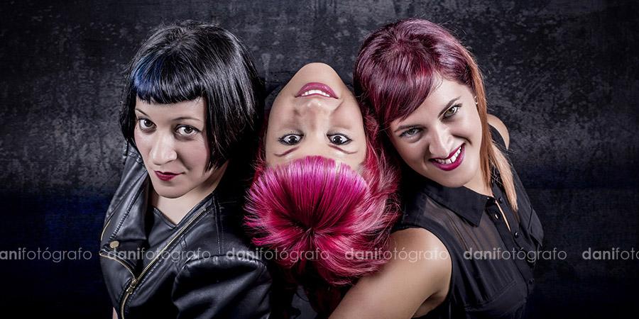Sesión fotos book chica asturias