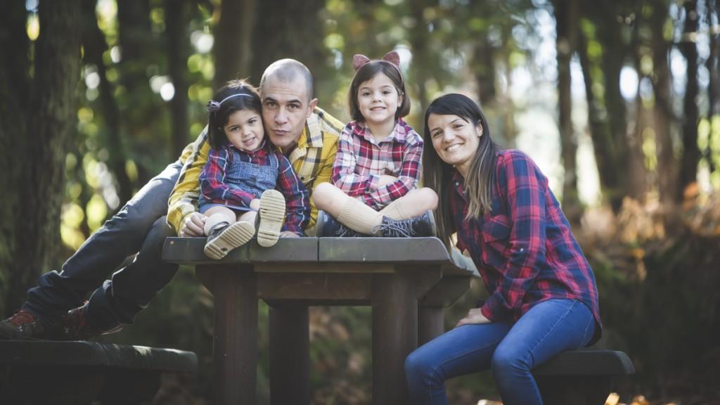 Fotos de familia, Gijón Asturias