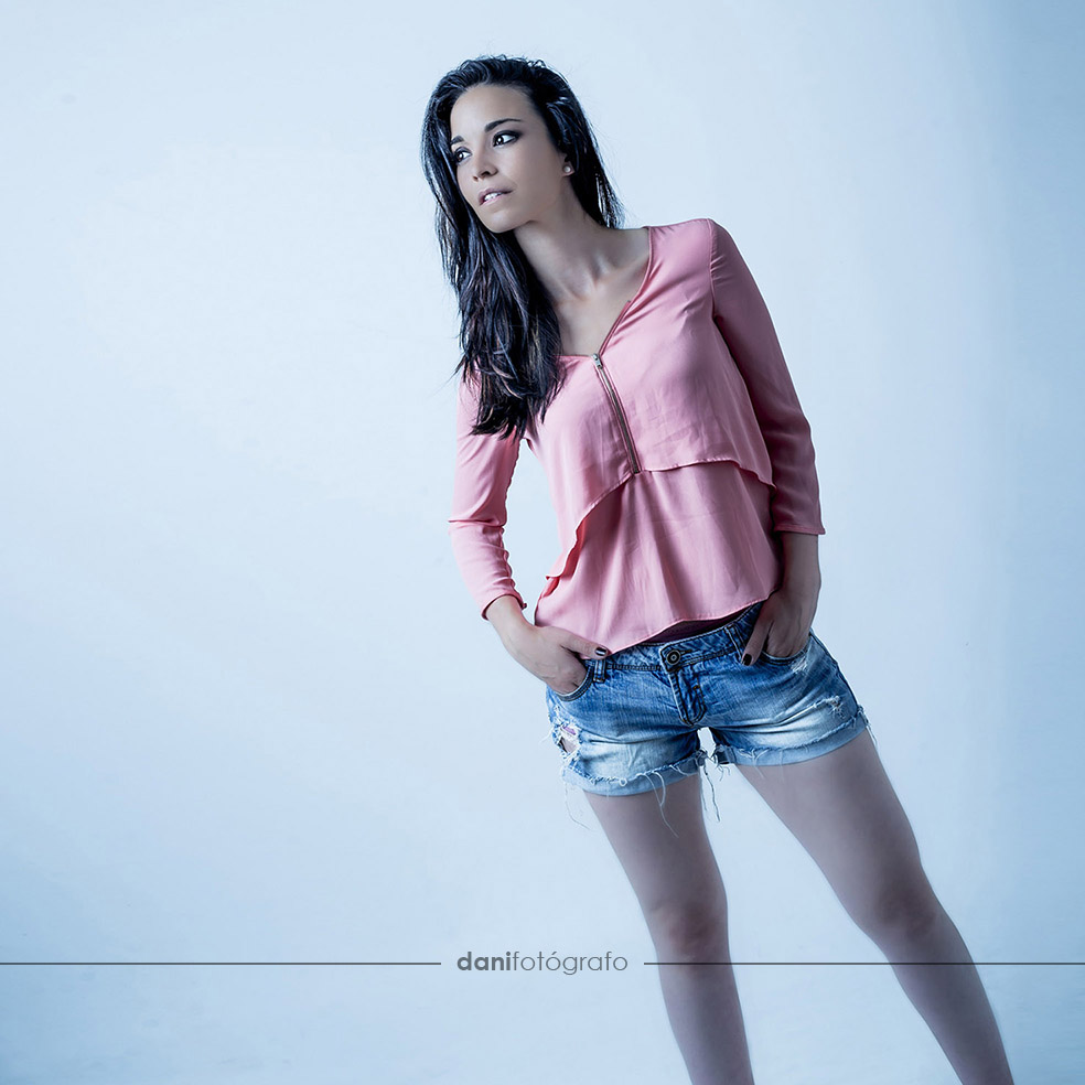 Book de fotos Monica Gallardo