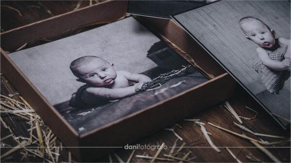 fotos bebe reportaje estudio
