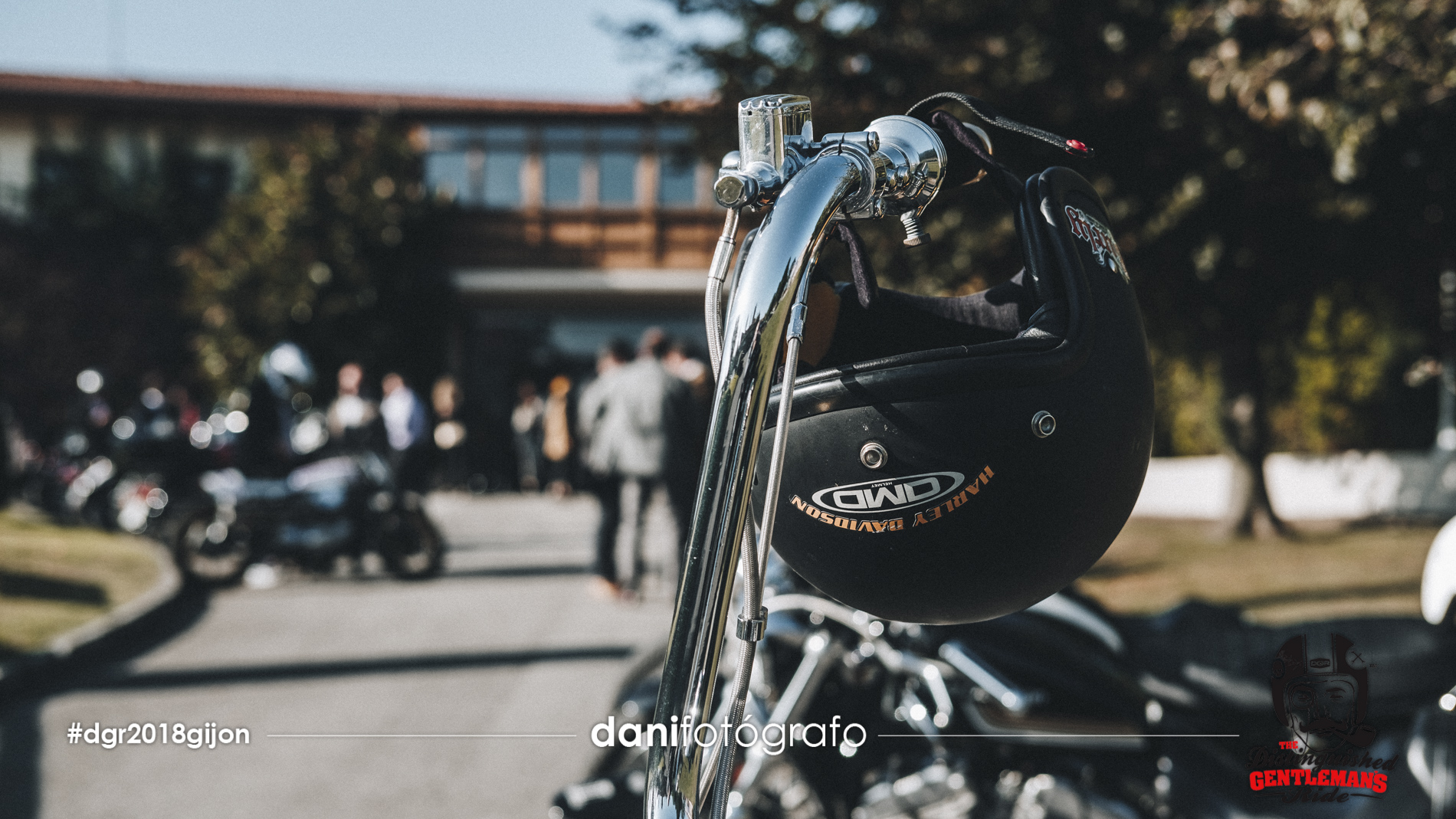dgr 2018 gijon Distinguished Gentleman's Ride