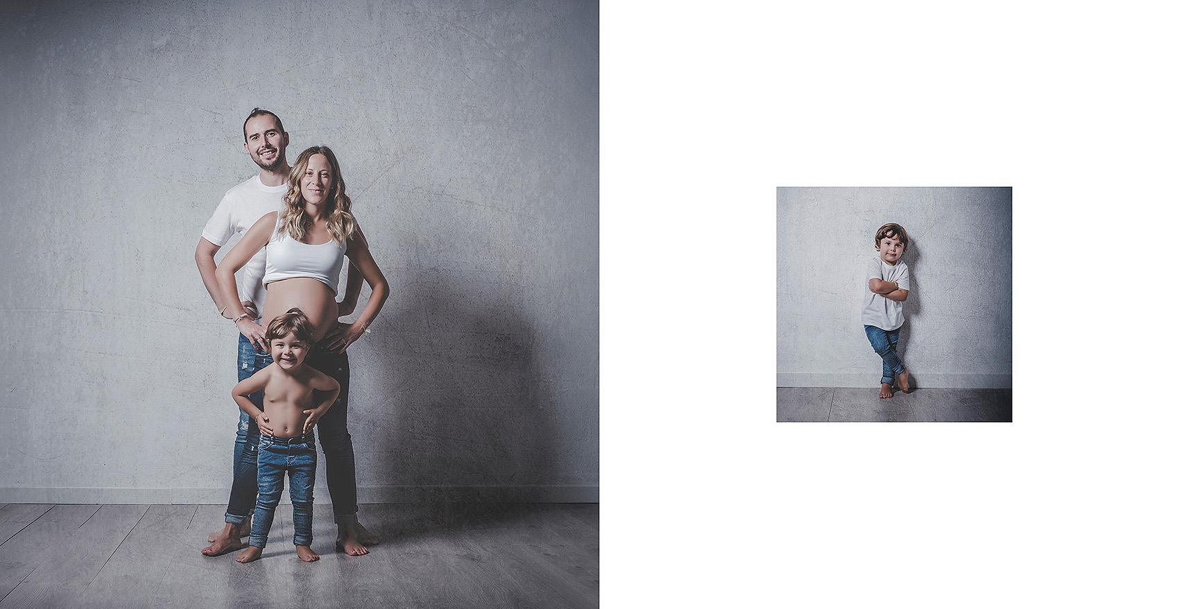 Fotografia embarazo y bebe gijon asturias