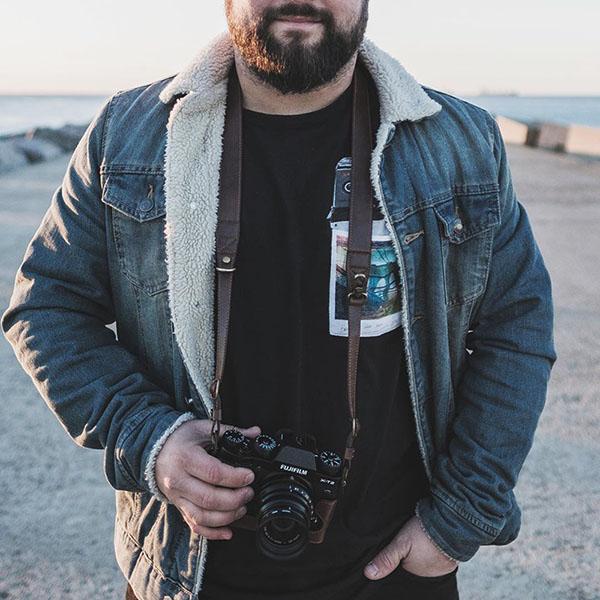 Retrato Dani Fotógrafo